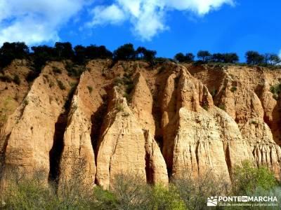 Cárcavas del Río Perales - Sierra Oeste de Madrid; excursiones organizadas desde madrid
